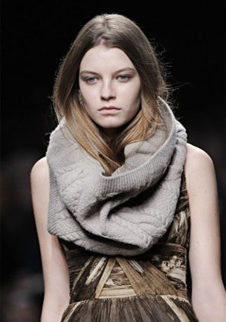 Snood in passerella