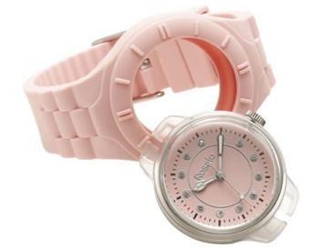 Rosato orologio donna Pop the clock 2010