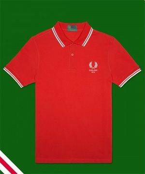 Polo Fred Perry Inghilterra