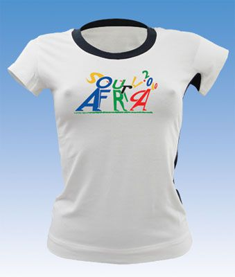 Colorised t-shirt speciale Mondiali