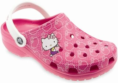 Scarpe Crocs Hello Kitty