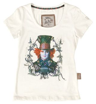 Fix Design t-shirt Alice