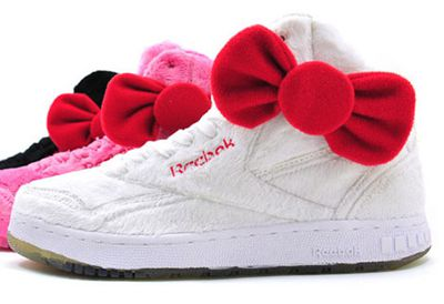 Hello Kitty per Reebok