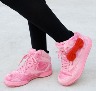 Hello Kitty e Reebok