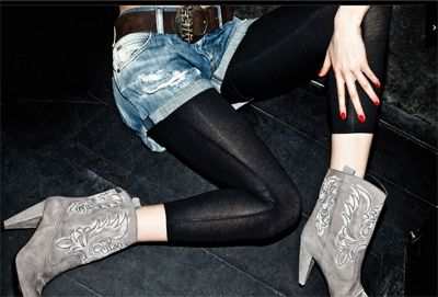 Scarpe Inverno 2010 by Miss Sixty