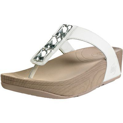 fitflop infradito bianco