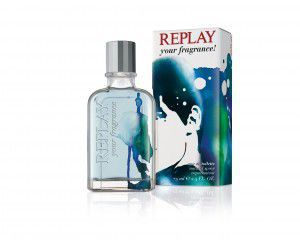 Replay your fragrance per lui