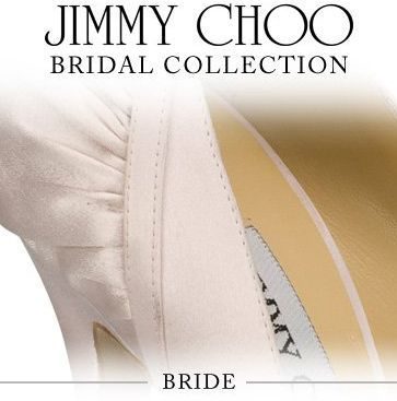 Jimmy Choo Bridal Collection 2011