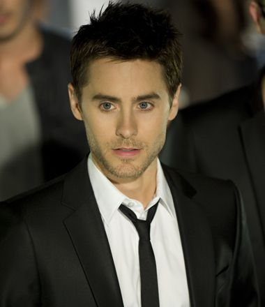Jared Leto Hogo Boss Just Different