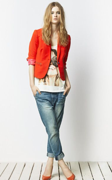 Zara TRF lookbook April