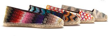 espadrillas Missoni estate 2011