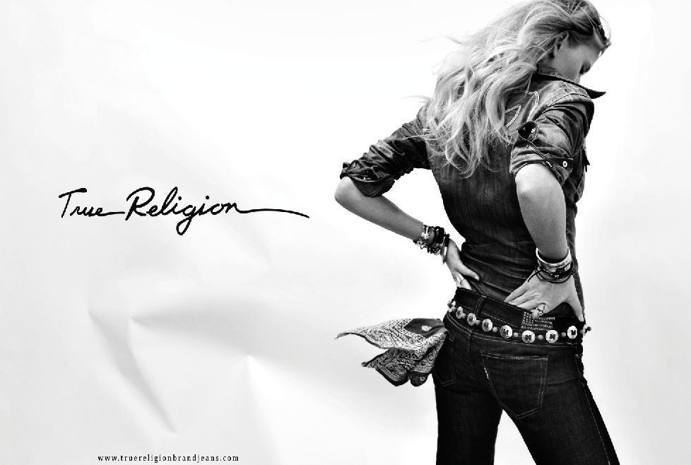 True Religion donna autunno inverno 2011-2012