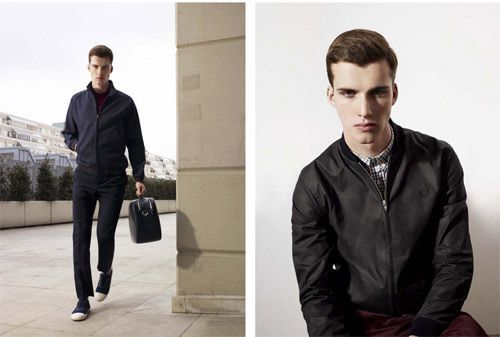 Fred Perry autunno inverno 2011-2012