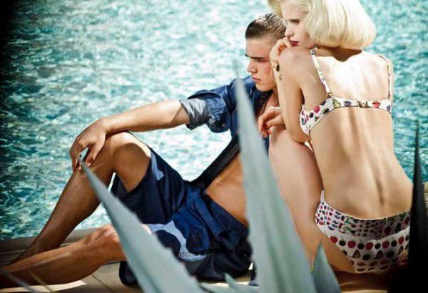 Versace for H&M Estate 2012