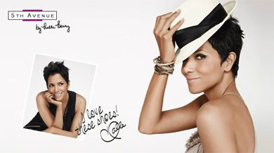 Halle Berry5th avenue shoes primavera estate 2012